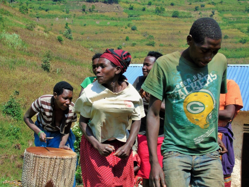 Uganda - Batwa Tribe